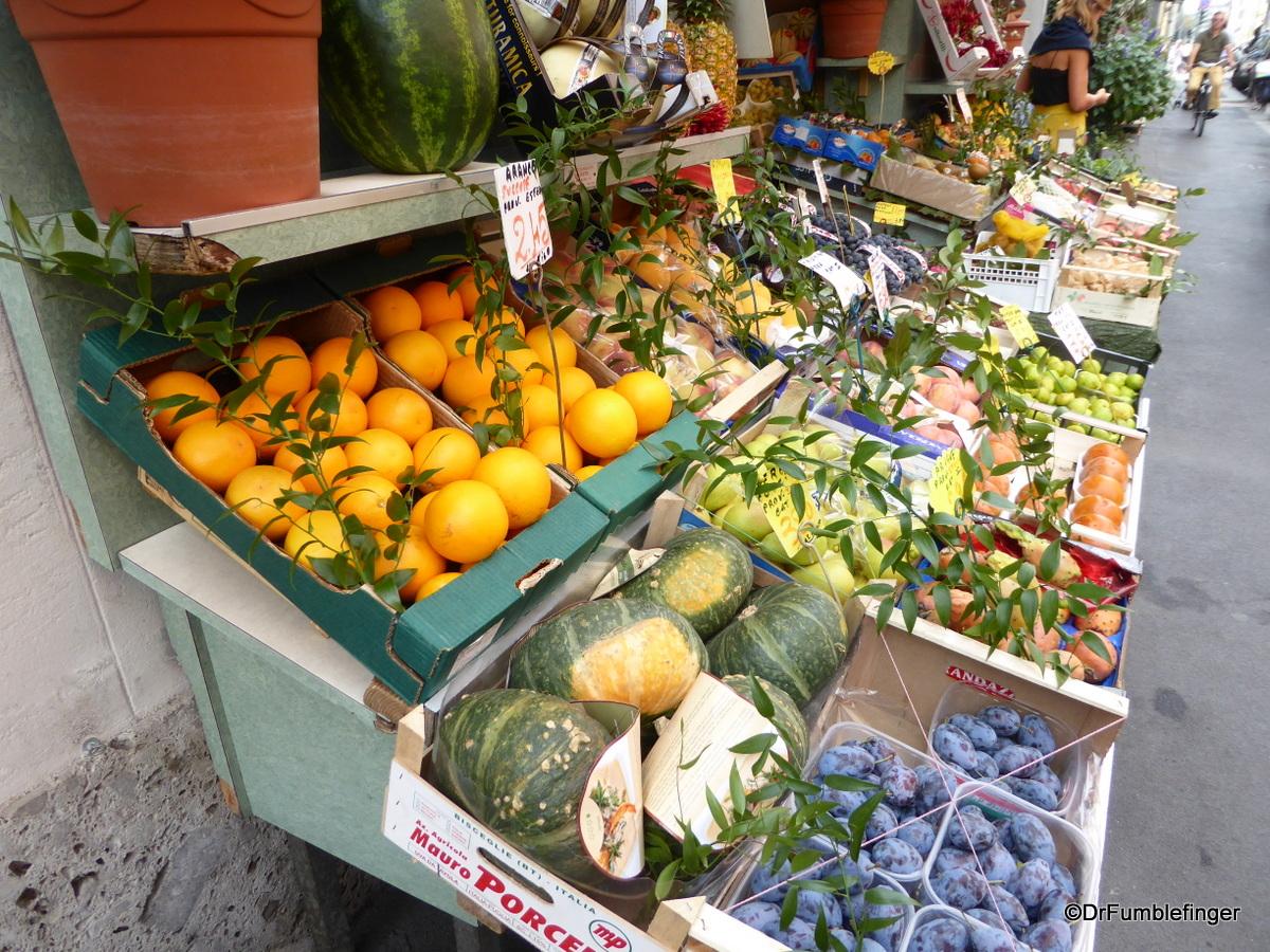 Fruit Market, Brera