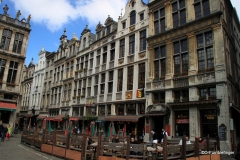 Brussel's Grand Place