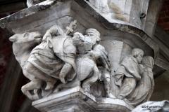 Murder Scene, Brussels Town Hall