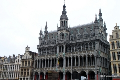Brussels King's House