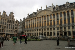 Brussels. House of the Dukes of Brabant