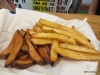 Fresh and sweet potato fries, Perez-H