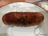 Chorizo, a very tasty pork and beef sausage, generally an appetizer