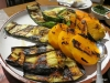 Grilled assorted vegetables -- amazingly good