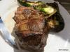 Grilled New York Steak, medium rare