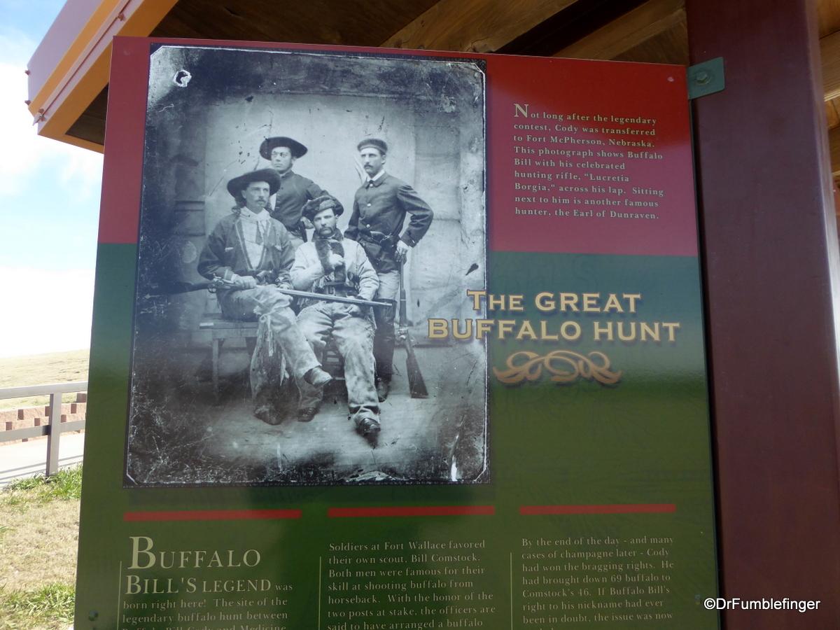 Buffalo Bill Cultural Center, Oakley, Kansas