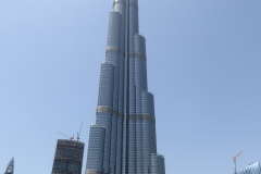 Burj Khalif Exterior