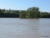 Fish Creek Provincial Park & flooded Bow River
