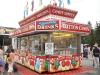 Food vendors, Midway