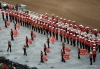 Calgary Stampede marching band