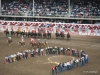 Calgary Stampede rodeo introduction
