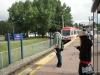 C-train stop, Stampede Park