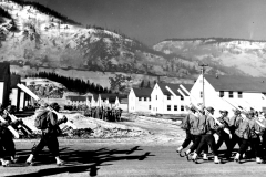 Camp Hale during World War II