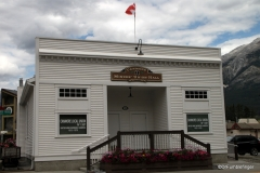 Miners' Union Hall, Canmore