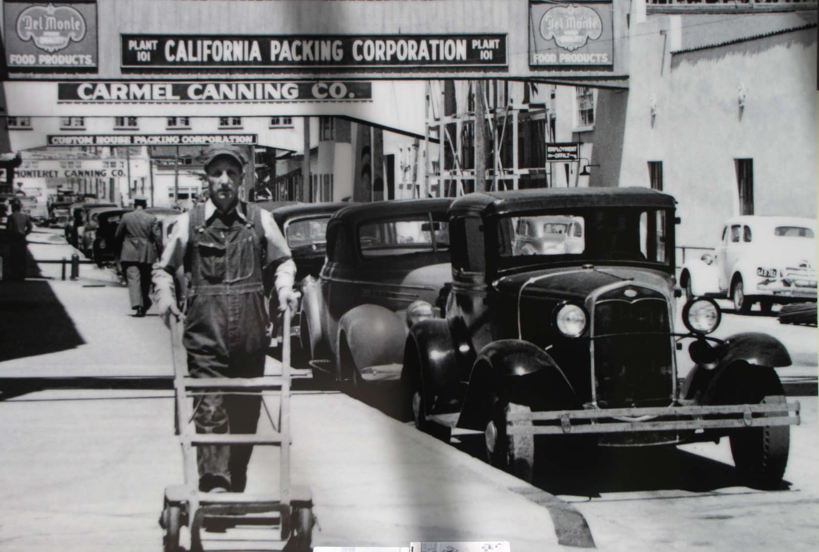 Cannery Row, The days of the canneries....