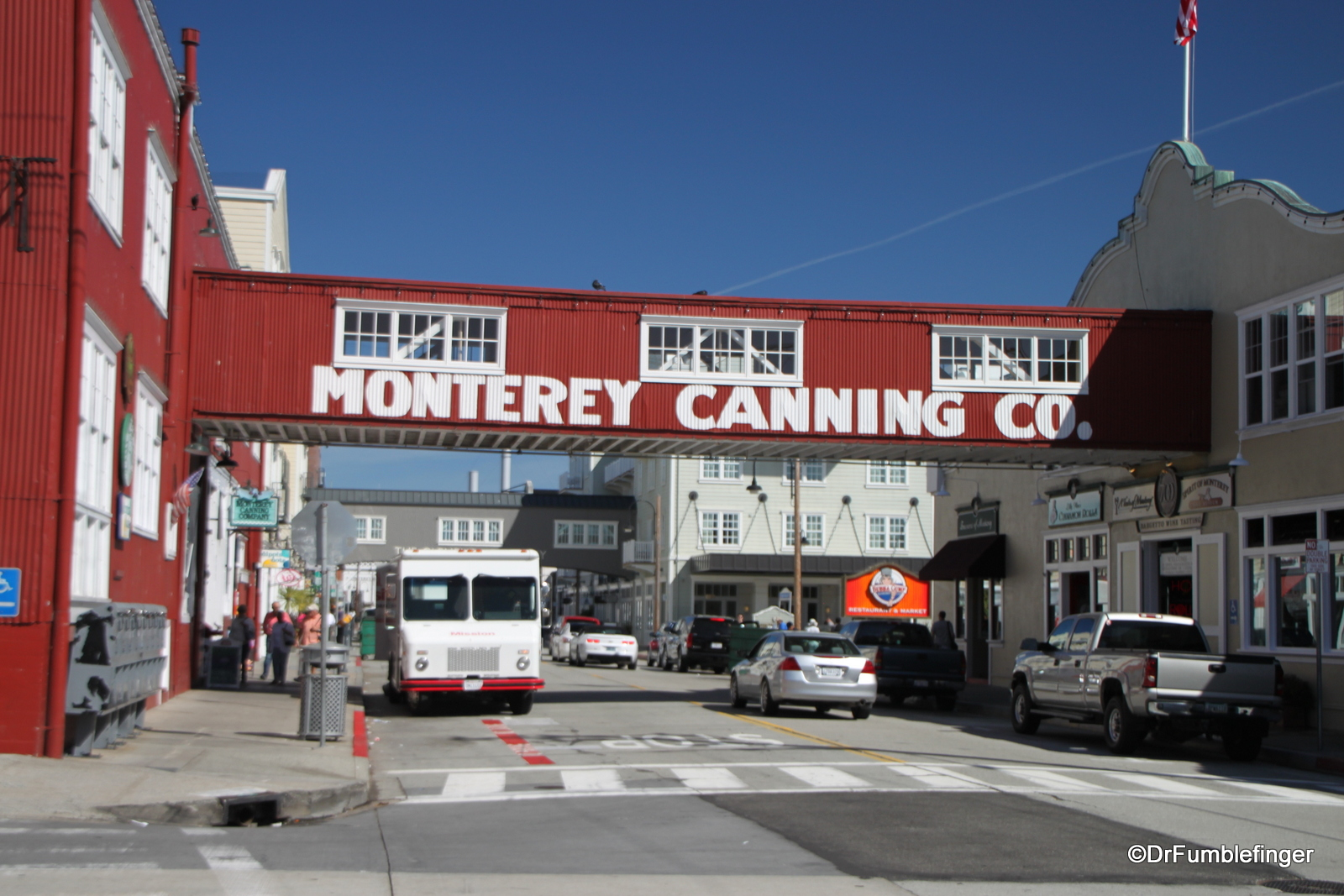 Cannery Row, Monterey Canning Company