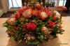 Protea arrangement, Cape Grace Hotel
