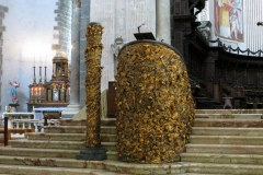Pulplit, Catania Cathedral