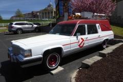 Ghostbusters car, Celebrity Car Museum, Branson