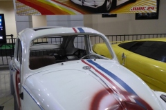Lovable Bug #53, used in the demolition derby scene of Herbie Fully Loaded.