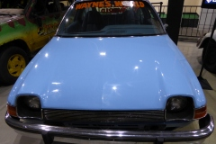 1976 AMC Pacer, used in the cult film Wayne's World.