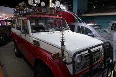 1973 Toyota Land Cruiser from the film Land of the Lost.