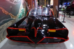 1966 Batmobile, one of several made for the popular 1960s television show.