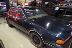 1992 Buick Century, which belonged to Mike in Breaking Bad