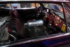 "A pretty purple 1967 Pontiac GTO was modified for the 2002 Van Diesel hit film, ""XXX"""