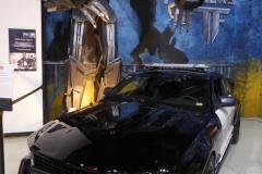 Transformers: 2005 Mustang conversion (Barricuda)