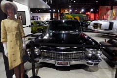 1960 Cadillac Limousine  was the car used by Jackie and Robert F Kennedy during President John Kennedy's funeral procession in 1963.