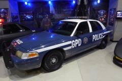 Police cruiser used in Batman Returns