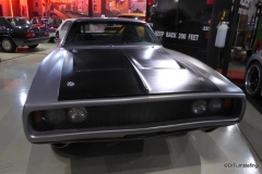 A beautiful 1969 Dodge Charger 440 from Fast & Furious 4