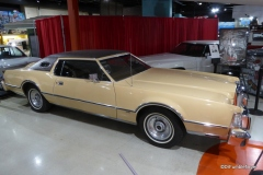1976 Lincoln Mark IV was one of many cars that Elvis Presley gave away as gifts