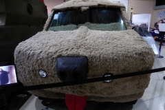 1984 Ford Econoline van from the film Dumb and Dumber.