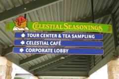 Celestial Seasonings Tea Center, Boulder, Colorado
