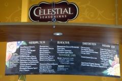 Sampling area, Celestial Seasonings Tea Center, Boulder, Colorado