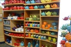 Celestial Seasonings Tea Center. Gift shop