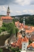 Cesky Krumlov and River Vltava