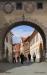 Cesky Krumlov arch