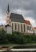 Cesky Krumlov, St. Vitus cathedral