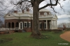 Monticello side yard