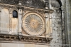 Ancient 24 hour clock, Chartres Cathedral