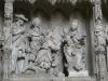 The Three Magi, Chartres Choir Screen