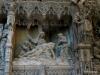 The Pieta, Chartres Choir Screen