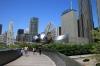 Walkway, Jay Pritzker Pavilion, Millennium Park