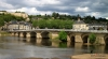 Bridge over Vienne River, Chinon