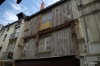Half timbered home, Chinon