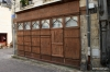 Old storefront, Chinon