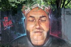Street art, Christiania